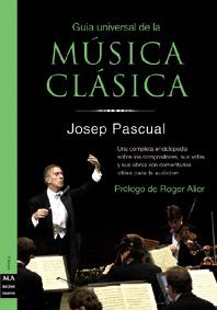 GUIA UNIVERSAL MUSICA CLASICA
