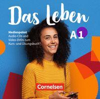DAS LEBAN A1. CD+DVD