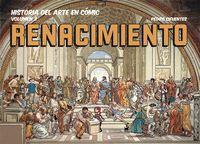 HISTORIA DEL ARTE EN COMIC 3 RENACIMIENT
