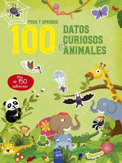 100 DATOS CURIOSOS DE ANIMALES.