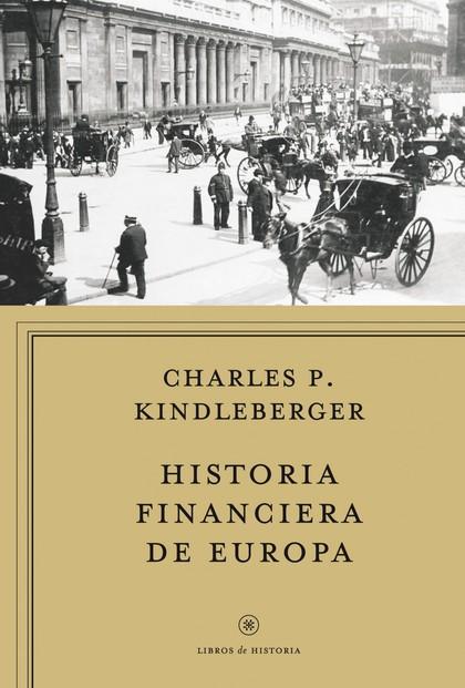 HISTORIA FINANCIERA DE EUROPA.