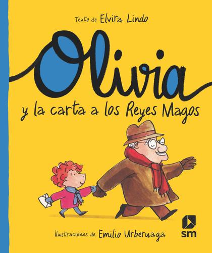 OLI. OLIVIA Y LA CARTA A LOS REYES MAGOS.