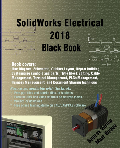 SOLIDWORKS ELECTRICAL 2018 BLACK BOOK.