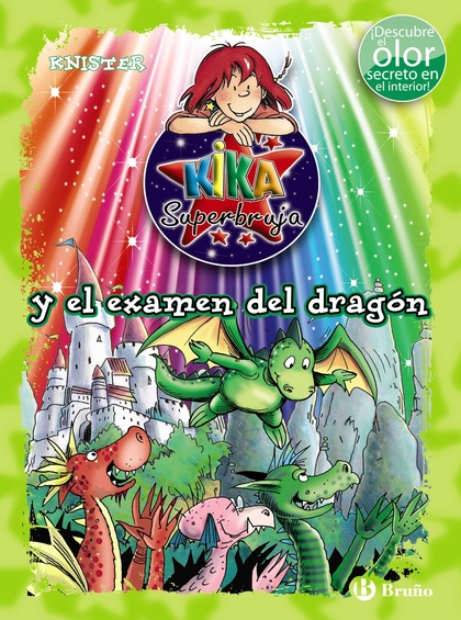 KIKA SUPERBRUJA Y EL EXAMEN DEL DRAGÓN (ED. COLOR).