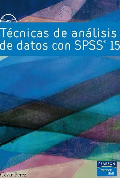 TÉCNICAS DE ANÁLISIS DE DATOS CON SPSS15