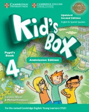 KIDS BOX ESS 4ºEP ANDALUCIA 19.