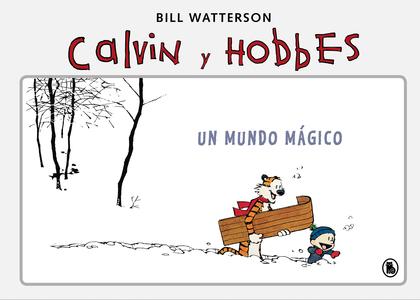 UN MUNDO MÁGICO (SÚPER CALVIN Y HOBBES 4).