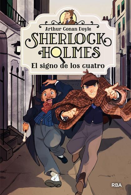 Sherlock Holmes#2. El signo de los cuatro