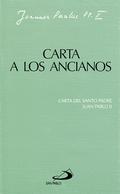 CARTA A LOS ANCIANOS
