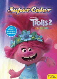TROLLS 2. SUPERCOLOR.