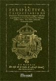 LA PERSPECTIVA, Y ESPECULARIA DE EUCLIDES