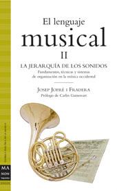 LENGUAJE MUSICAL: LA JERARQUÍA DE LOS SONIDOS
