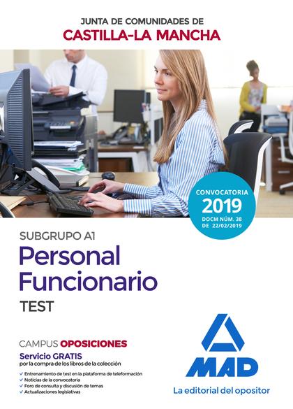 PERSONAL FUNCIONARIO (SUBGRUPO A1) DE LA ADMINISTRACIÓN DE LA JUNTA DE COMUNIDAD