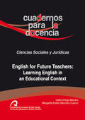 ENGLISH FOR FUTURE TEACHERS: LEARNING ENGLISH IN AN EDUCATIONAL CONTEXT