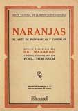 NARANJAS : EL ARTE DE PREPARARLAS Y COMERLAS
