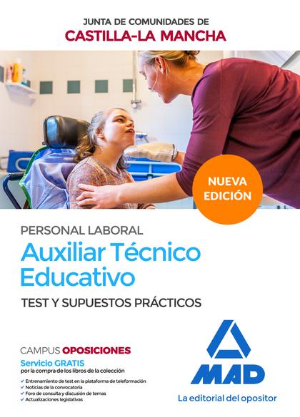 AUXILIAR TÉCNICO EDUCATIVO (PERSONAL LABORAL DE LA JUNTA DE COMUNIDADES DE CASTI.