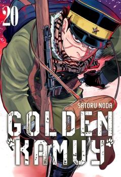 GOLDEN KAMUY 20.
