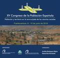 POBLACIÓN Y TERRITORIO EN LA ENCRUCIJADA DE LAS CIENCIAS SOCIALES               XV CONGRESO DE