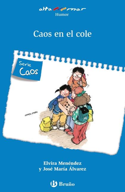 CAOS EN EL COLE.