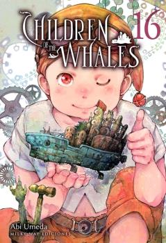 CHILDREN OF THE WHALES 16.