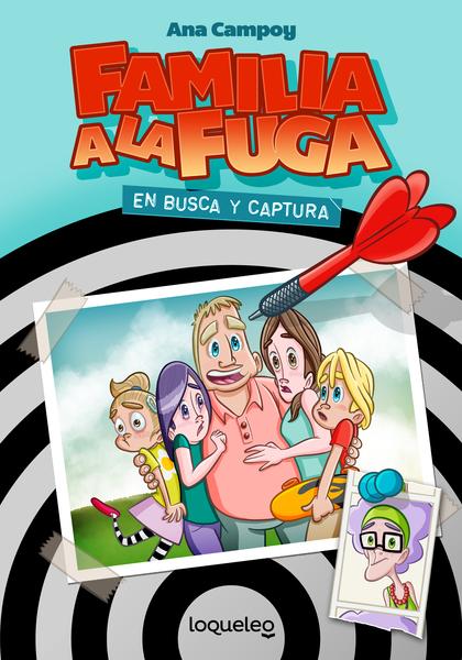 FAMILIA A LA FUGA 1. EN BUSCA Y CAPTURA.