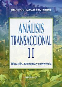 Análisis Transaccional II