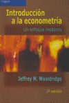 INTRODUCCIÓN A LA ECONOMETRÍA: UN ENFOQUE MODERNO