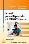 Manual para el Diplomado de Enfermería (ATS/DUE). Temario de oposiciones. Módulo III: Atención