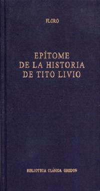 EPITOME DE LA HISTORIA DE TITO LIVIO