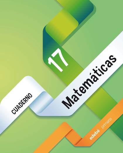 CUADERNO MATEMATICAS 17 EP TALENTIA 15.