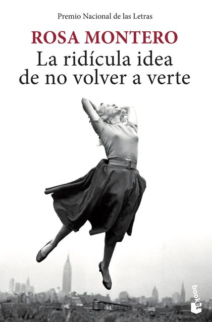 LA RIDÍCULA IDEA DE NO VOLVER A VERTE.