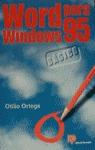 WORD BASICO PARA WINDOWS 95
