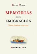 MEMORIAS DE UNA EMIGRACIÓN: (SANTO DOMINGO, 1939-1943)