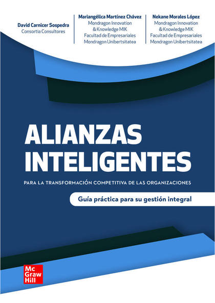ALIANZAS INTELIGENTES PARA LA TRANSFORMACION COMPETITIVA