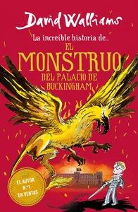 EL MONSTRUO DEL BUCKINGHAM PALACE.