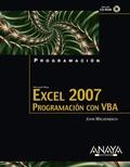 Excel 2007. Programación con VBA