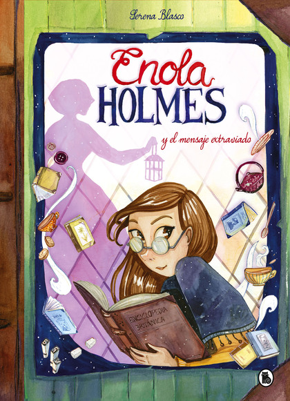 ENOLA HOLMES Y EL MENSAJE EXTRAVIADO.