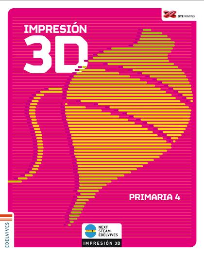 IMPRESIÓN 3D. PRIMARIA 4