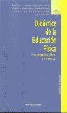 DINÁMICA DE LA EDUCACIÓN FÍSICA: UNA PERSPECTIVA CRÍTICA Y TRANSVERSAL