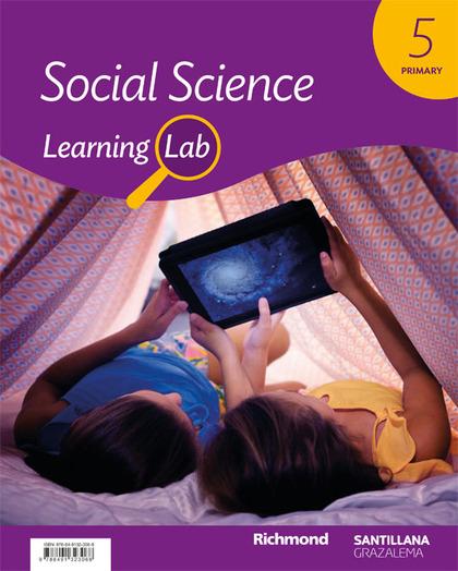 5PRI LEARN LAB SOC SCIE ANDAL ED19.