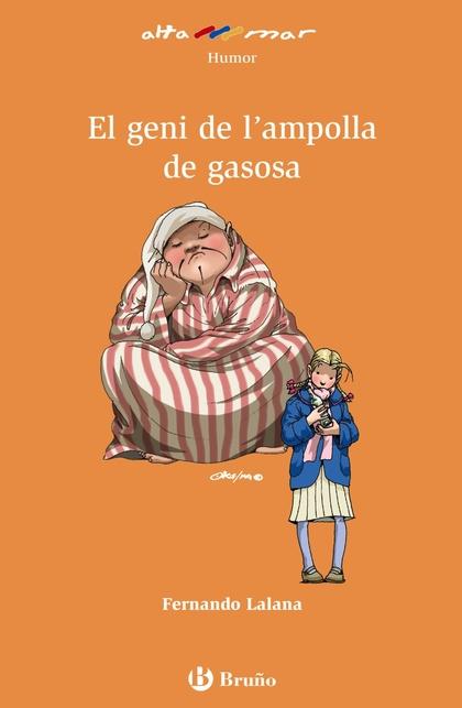 EL GENI DE L´AMPOLLA DE GASOSA.