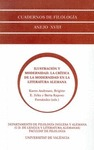 ILUSTRACIÓN Y MODERNIDAD : LA CRÍTICA DE LA MODERNIDAD EN LA LITERATURA ALEMANA