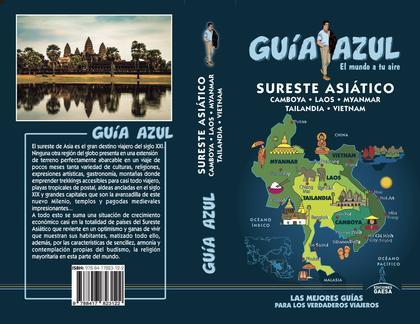 SURESTE ASIÁTICO  GUÍA AZUL                                                     GUÍA AZUL SURES