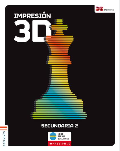 IMPRESIÓN 3D. SECUNDARIA 2