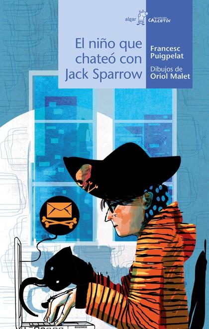 EL NIÑO QUE CHATEABA CON JACK SPARROW.