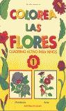 1. COLOREA LAS FLORES