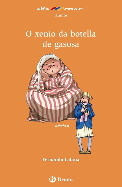 O XENIO DA BOTELLA DE GASOSA