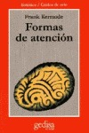 FORMAS DE ATENCION