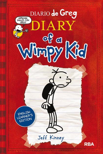 Diario de Greg#1. English Learner's Edition
