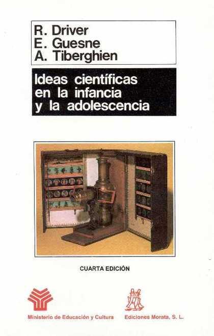 IDEAS CIENTIFICAS EN LA INFANCIA Y LA ADOLESCENCIA